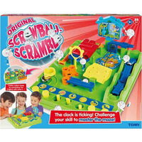 Screwball Scramble