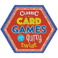 Classic Card Games with a Quirky Twist
