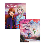 Disney Frozen 2 Storybooks Bundle