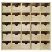 25 Drawer Cabinet