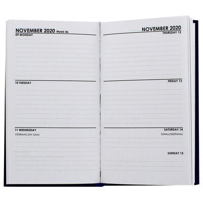 Slim Owl Week to View 2020-21 Academic Diary image number 2