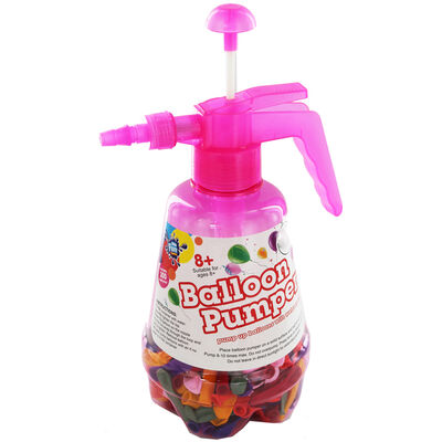 Large Water Balloon Pumper and 300 Balloons - Assorted image number 2