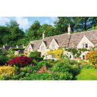 Cotswold Cottages 1000 Piece Jigsaw Puzzle image number 2