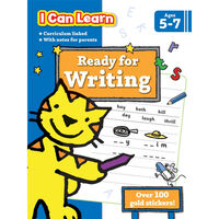 Ready For Writing: Ages 5-7