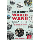 The Ultimate World War II Quiz Book image number 1