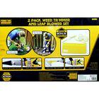 Weed Trimmer and Leaf Blower Set image number 3