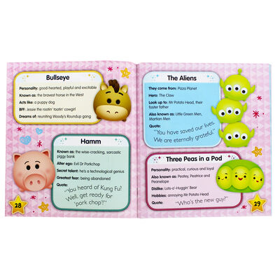 """Disney """"Tsum Tsum"""" Collector's Guide image number 2"""