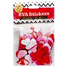 Assorted EVA Heart Shapes: Pack of 120 image number 1