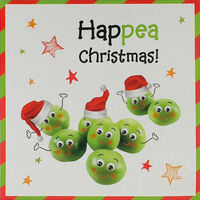 Christmas Food Cards: Pack Of 20