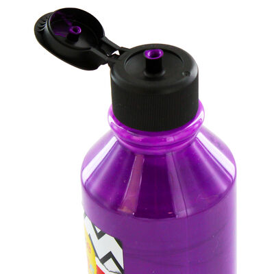 Purple Readymix Paint - 300ml image number 2