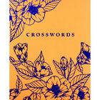 Floral Foil Crosswords Book image number 1