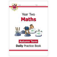 KS1 Maths Daily Practice Book: Year 2 Autumn Term