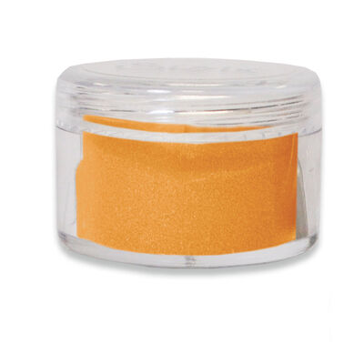 Sizzix Opaque Embossing Powder - Mango Tango image number 1