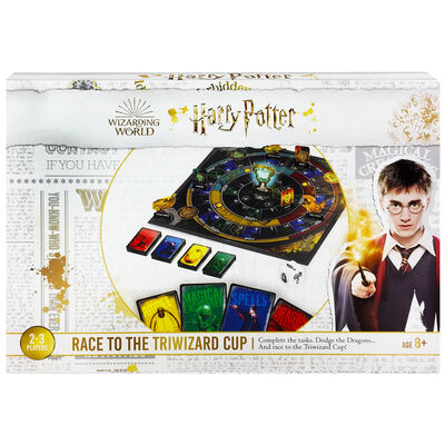 Harry Potter Race To The Triwizard Cup Board Game image number 1