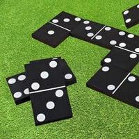 Giant EVA Dominoes Game