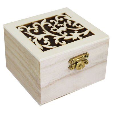 Small Wooden Box image number 1