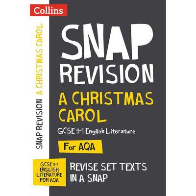 Snap Revision: A Christmas Carol AQA GCSE English Literature image number 1