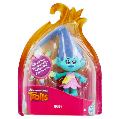 DreamWorks Trolls Toy Figure - Maddy image number 1