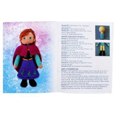 Disney Frozen: Crochet Your Own Frozen Characters image number 3