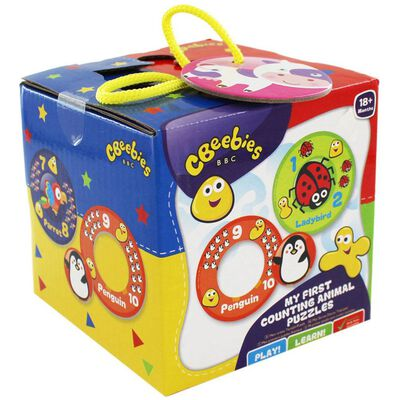 CBeebies My First Cube Puzzle Assorted image number 2