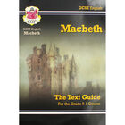 CGP GCSE English Macbeth: The Text Guide image number 1