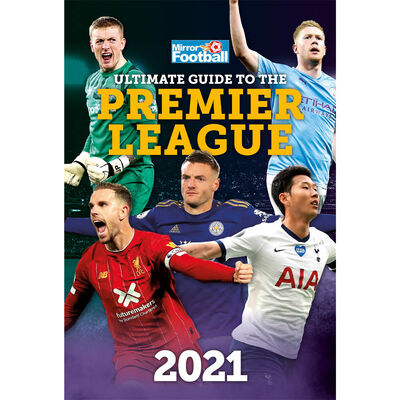 Ultimate Guide to the Premier League 2021 Annual image number 1