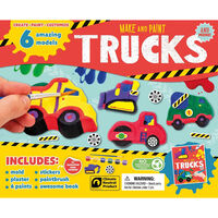 Make and Paint Trucks & More