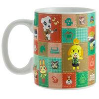 Animal Crossing Heat Changing Mug