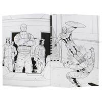 Marvel Super Hero Colouring Book