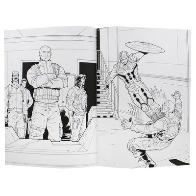 Marvel Super Hero Colouring Book image number 2