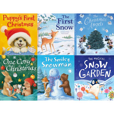 The Christmas Advent Collection: 24 Kids Picture Books Bundle image number 5