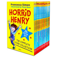 Horrid Henry the Complete Story Collection: 24 Book Set