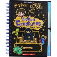 Harry Potter: Hidden Creatures - Scratch Magic