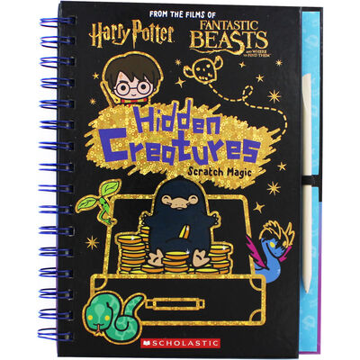 Harry Potter: Hidden Creatures - Scratch Magic image number 1
