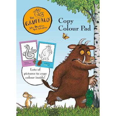 The Gruffalo  Copy Colour Pad image number 1