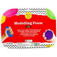 Bead Modelling Foam - 5 Pack