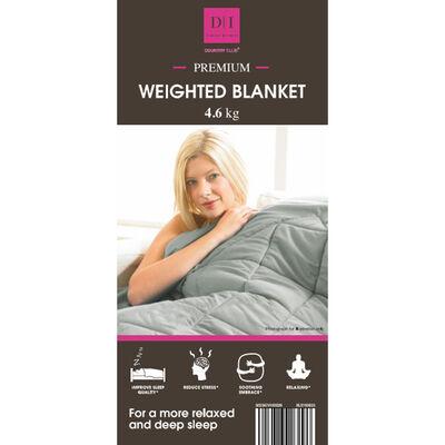 Weighted Blanket 101cm x 152cm - 4 6kg image number 2