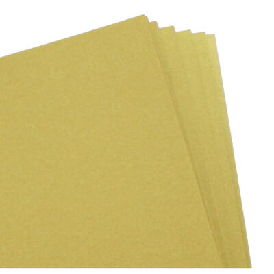 A4 Centura Metallic Pale Gold Card: 10 Sheets image number 4