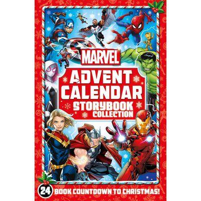 Marvel Storybook Collection: Advent Calendar image number 1