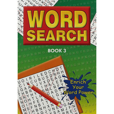 Wordsearch Book - Assorted image number 2