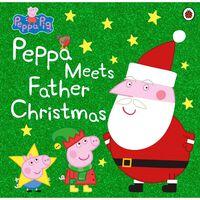 Peppa Pig: Peppa Meets Father Christmas