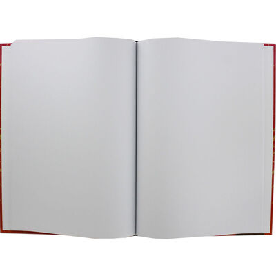 A4 Casebound Your Future Plain Notebook image number 2