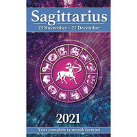 Horoscopes 2021: Sagittarius