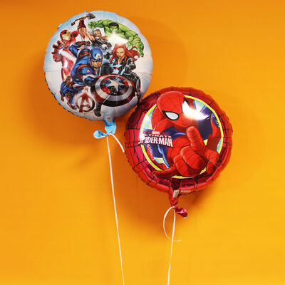 18 Inch Avengers Helium Balloon image number 4