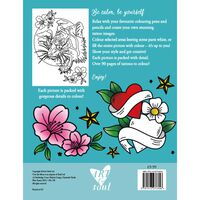 Art and Soul: Tattoo Colouring