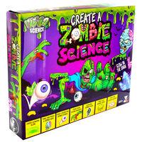 Create a Zombie Science Set