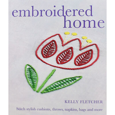 Embroidered Home image number 1