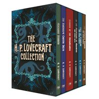 The H. P. Lovecraft Collection: 6 Book Box Set