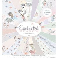 Enchanted Meadow Paper Pad 12x12 Inch