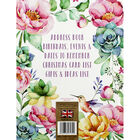 Floral Bird Friends and Family Organiser image number 4
